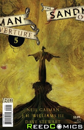 Sandman Overture #5 (Cover B)
