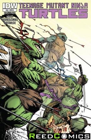 Teenage Mutant Ninja Turtles Mutanimals #4
