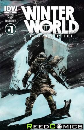 Winterworld Frozen Fleet #1