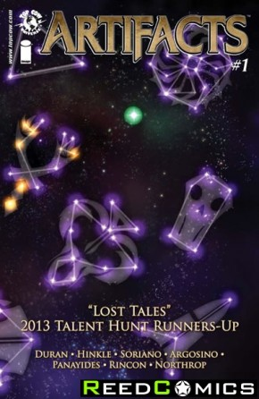 Artifacts Lost Tales #1 One Shot