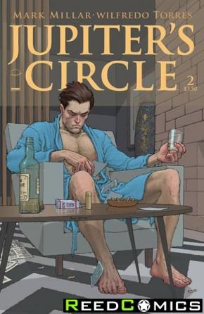 Jupiters Circle #2