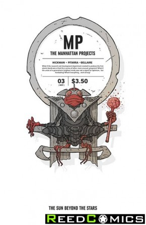 The Manhattan Projects Sun Beyond The Stars #3