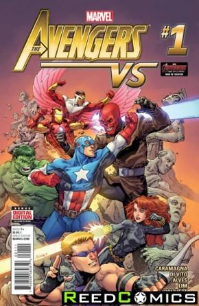 Avengers vs #1 One Shot