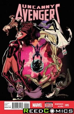 Uncanny Avengers Volume 2 #5