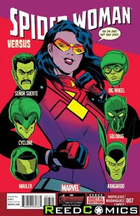 Spiderwoman Volume 5 #7