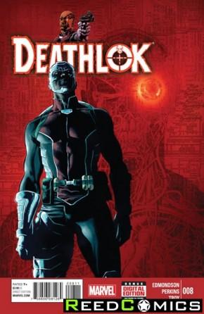 Deathlok Volume 5 #8
