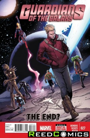Guardians of the Galaxy Volume 3 #27