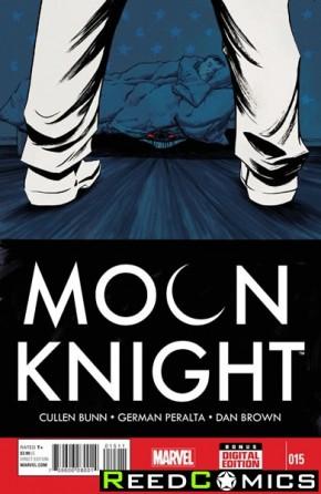 Moon Knight Volume 7 #15