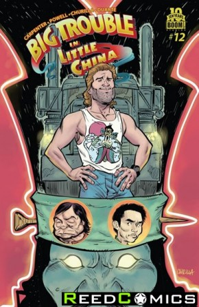 Big Trouble in Little China #12