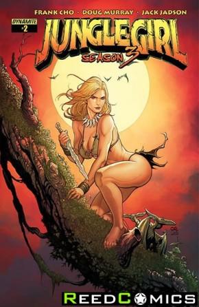 Jungle Girl Season 3 #2