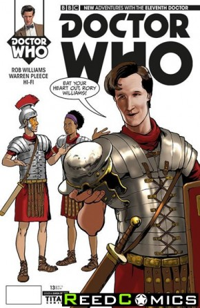 Doctor Who 11th #13