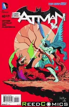 Batman Volume 2 #40 (2nd Print)