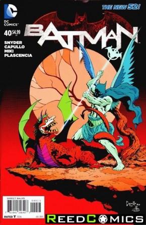 Batman Volume 2 #40 (3rd Print)