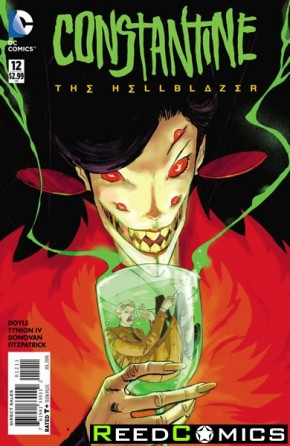 Constantine The Hellblazer #12