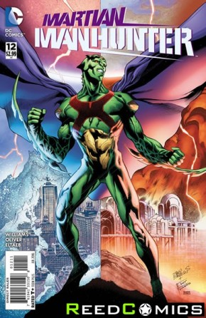 Martian Manhunter Volume 4 #12