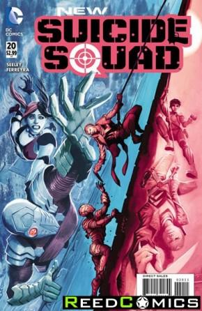 New Suicide Squad #20