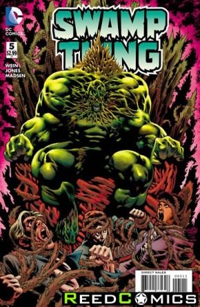 Swamp Thing Volume 6 #5