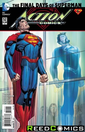 Action Comics Volume 2 #52 (limit 1 per customer please)