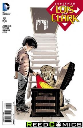 Superman Lois and Clark #8