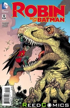 Robin Son of Batman #12