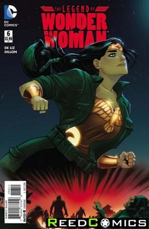 Legend of Wonder Woman #6