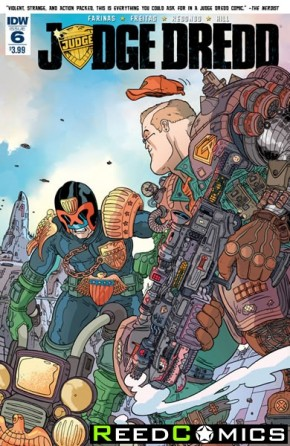 Judge Dredd Ongoing #6
