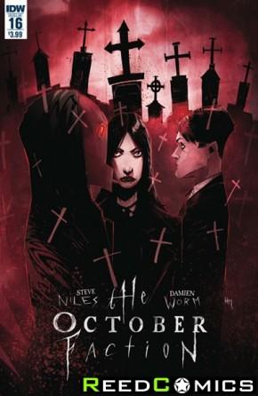 October Faction #16