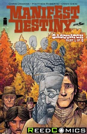 Manifest Destiny #19