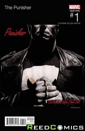 Punisher Volume 10 #1 Punisher Volume 10 #1 (Bradstreet Hip Hop Variant Cover)