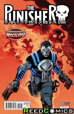 Punisher Volume 10 #1 (Age of Apocalypse Variant Cover)