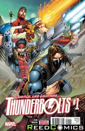 Thunderbolts Volume 3 #1