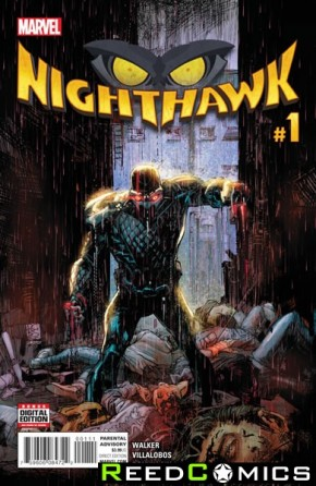 Nighthawk Volume 1 #1