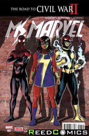 Ms Marvel Volume 4 #7