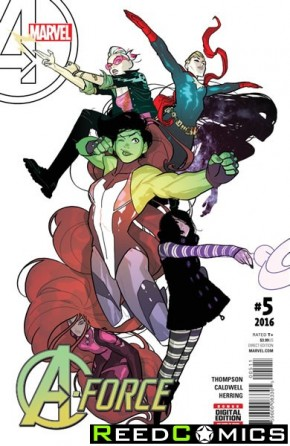 A-Force Volume 2 #5