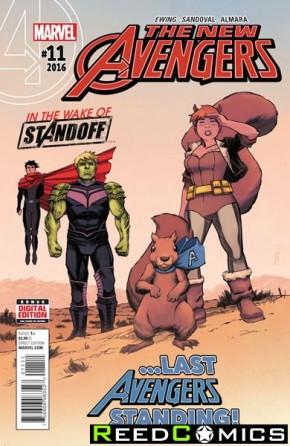New Avengers Volume 4 #11