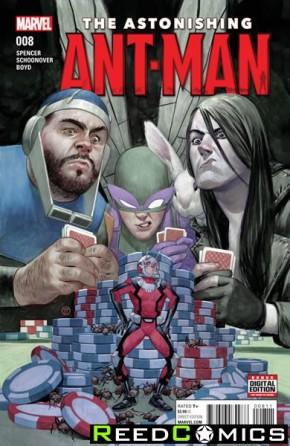 Astonishing Ant Man #8