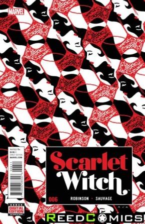Scarlet Witch Volume 2 #6