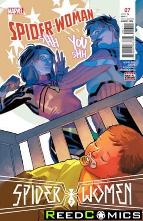 Spiderwoman Volume 6 #7