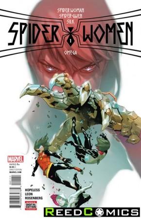 Spiderwomen Omega #1