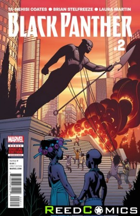 Black Panther Volume 6 #2