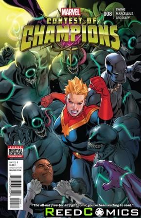Contest of Champions Volume 3 #8
