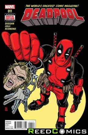 Deadpool Volume 5 #11