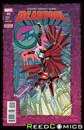 Deadpool Volume 5 #12
