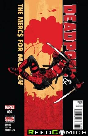 Deadpool Mercs for Money #4