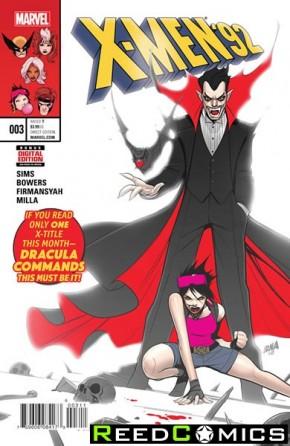 X-Men 92 Volume 2 #3