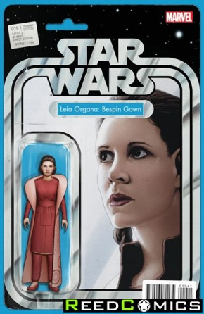 Star Wars Volume 4 #19 (Christopher Action Figure Variant Cover)