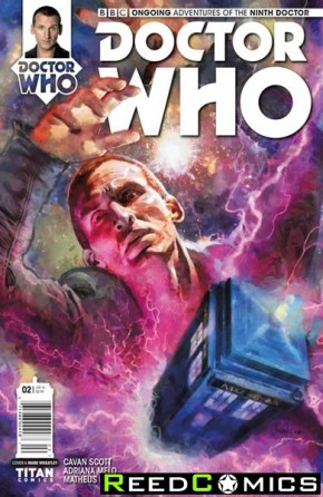 Doctor Who 9th Volume 2 #2