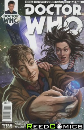 Doctor Who 10th Year Two #11