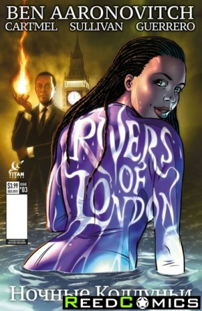 Rivers of London Night Witch #3