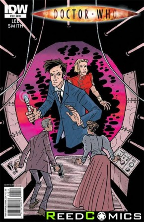Doctor Who Ongoing Volume 1 #13